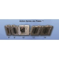 8 Inch Bob's Action Series Jack Plate