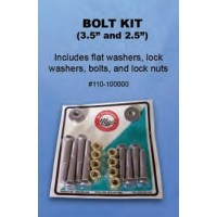 Bolt Set for Bob's Machine Shop Jack Plate