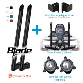 Dual Blade w/ Adapter Bundle Deal