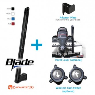 Single Blade w/ Adapter Bundle Deal