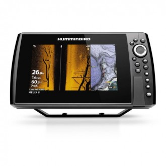 Helix8 Chirp MSI GPS G3N Without Transducer
