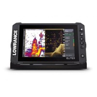 Lowrance Elite FS 9 with 3in1