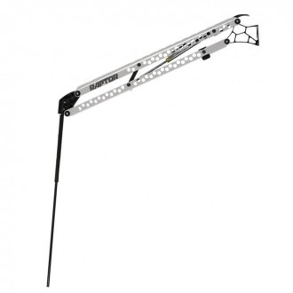 10 FT Raptor (Silver) w/ Active Anchoring