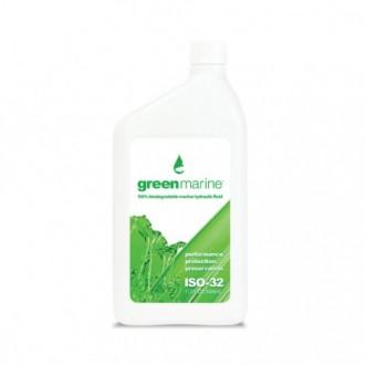 1 Quart Green Marine Hydraulic Fluid