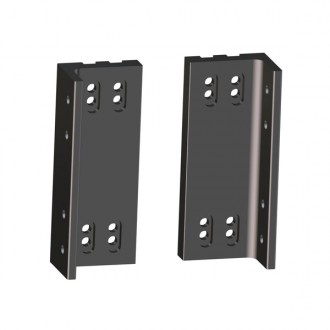Dual M to S Adapter (Black)