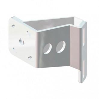 Braced S-5-4 White Adapter Plate - Port Side