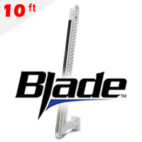 10 ft Power-Pole Blade - White