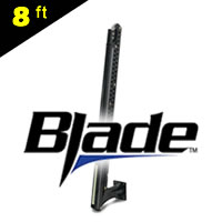 8 ft Power-Pole Blade - Black