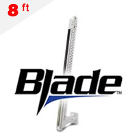 8 ft Power-Pole Blade - White