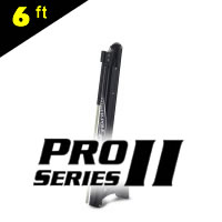 6 ft Power-Pole PRO II - Black