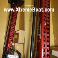 8 ft Power-Pole PRO II - Red